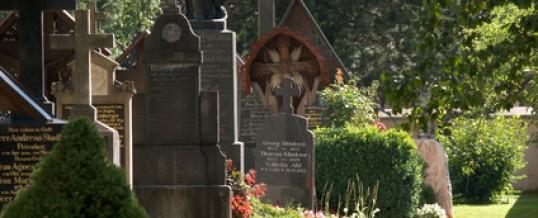 Die Nürnberger Friedhöfe