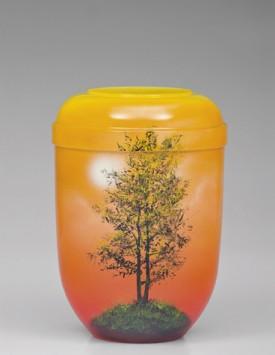 Bio-Naturstoff Urnen