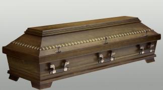 Särge aus Kiefernholz für eine gelungene Beisetzung